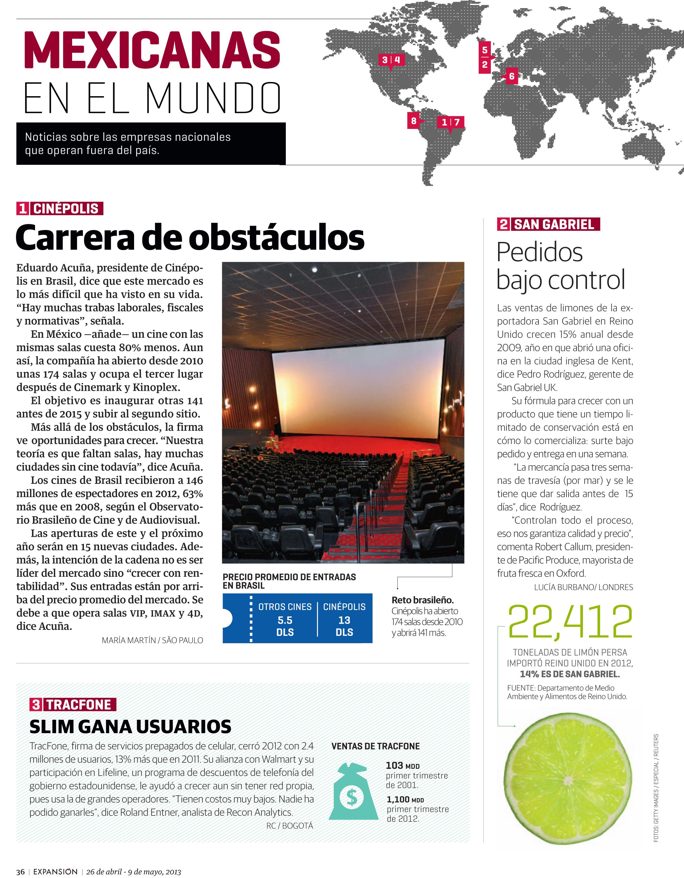 mexicanas1114. Revista Expansión