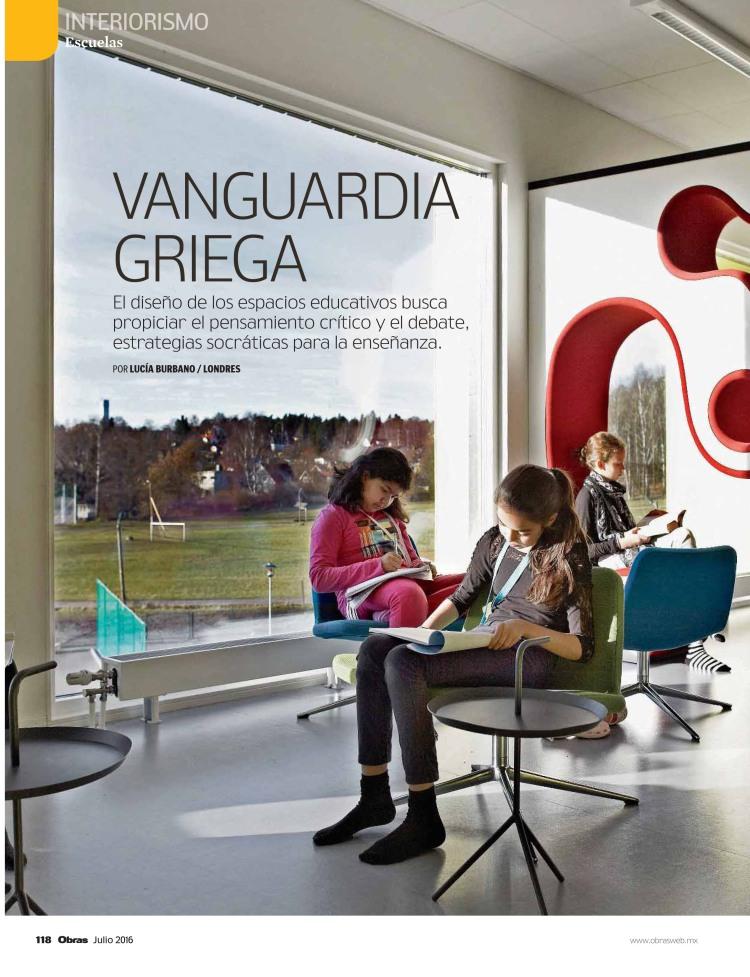 Design for schools