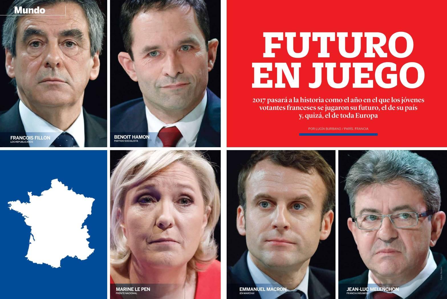 elecciones generales Francia 2017