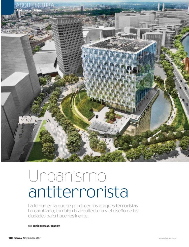 arquitectura y urbanismo para luchar contra el terrorismo